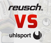 Reusch Receptor RG vs. Uhlsport Eliminator Soft SF