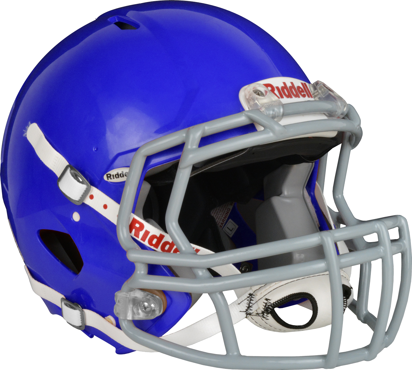Riddell Victor Youth Football Helmet with Attached Facemask