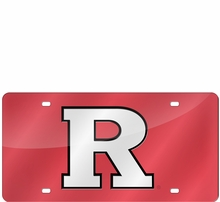 Rutgers Scarlet Knights Car Accessories