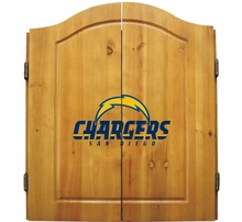 Los Angeles Chargers Game Room & Fan Cave