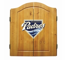 San Diego Padres Game Room & Fan Cave