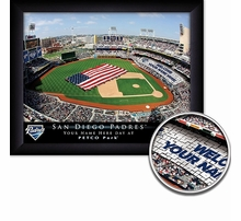 San Diego Padres Personalized Gifts