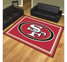 San francisco 49ers merchandise gifts for 49ers bathroom decor