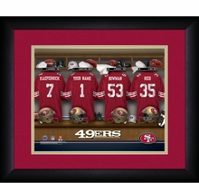 San Francisco 49ers Personalized Gifts