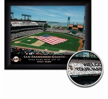 San Francisco Giants Personalized Gifts