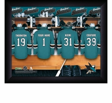 San Jose Sharks Personalized Gifts