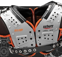 Schutt Football Shoulder Pads