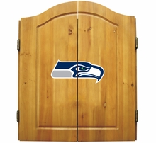 Seattle Seahawks Game Room & Fan Cave