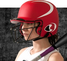 Softball Batting Helmets - Women's