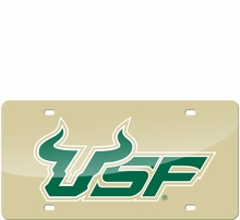 South Florida Bulls Car Accessories
