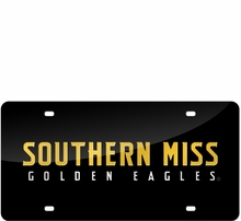 Southern Mississippi Golden Eagles Car Accessories