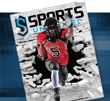 Sports Unlimited 2017 Football Catalog