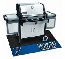 St. Louis Blues Lawn And Garden