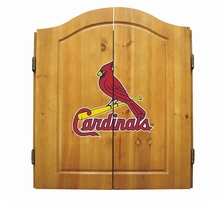 St. Louis Cardinals Game Room & Fan Cave