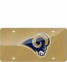 Los Angeles Rams Car Accessories