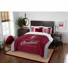 Stanford Cardinal Bed & Bath