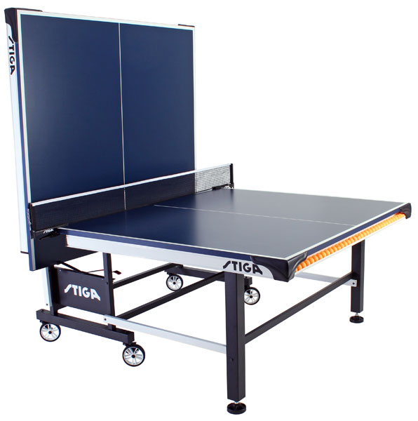 Stiga sts 520 ping pong table for Table ping pong