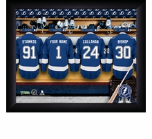 Tampa Bay Lightning Personalized Gifts