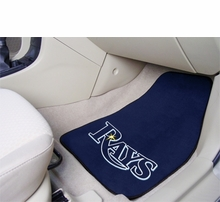 Tampa Bay Rays Car Accessories