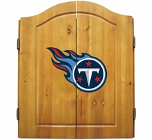 Tennessee Titans Game Room & Fan Cave
