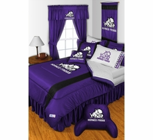 Texas Christian Horned Frogs Bed & Bath