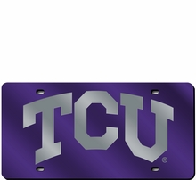 Texas Christian Horned Frogs Car Accessories