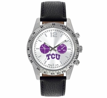 Texas Christian Horned Frogs Watches & Jewelry