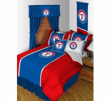 Texas Rangers Bed & Bath