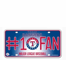 Texas Rangers Car Accessories