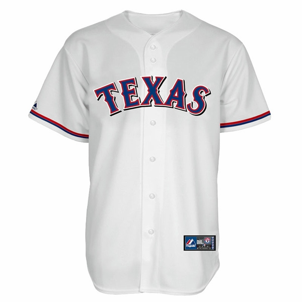 detailed look 74556 04f9d Texas Rangers Jerseys & Apparel - SportsUnlimited.com