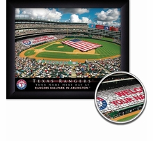 Texas Rangers Personalized Gifts