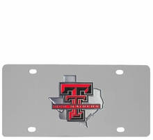 Texas Tech Red Raiders Car Accessories