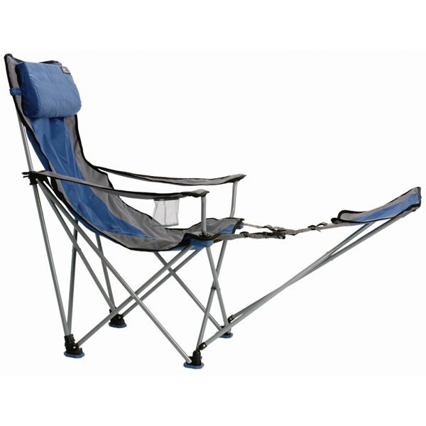 travel chair big bubba folding outdoor chair with footrest. Black Bedroom Furniture Sets. Home Design Ideas