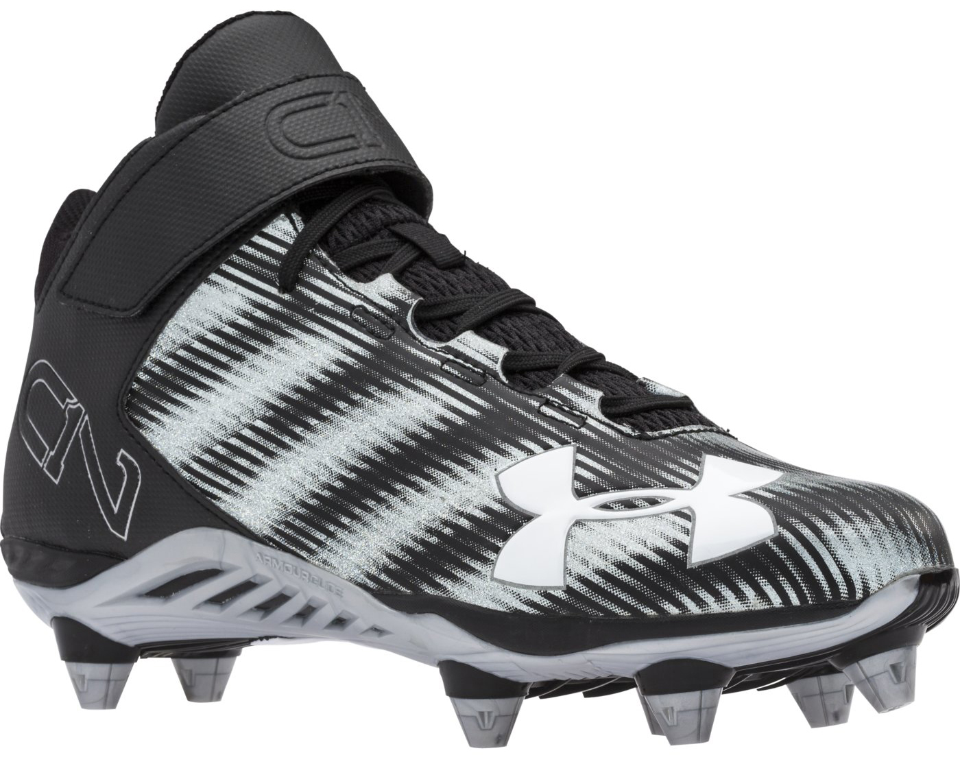 Under Armour Mens Wide Shoes