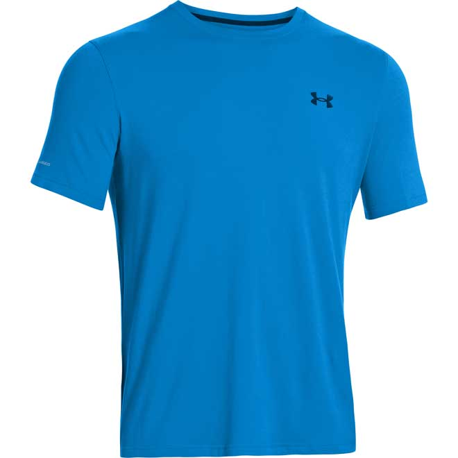 Under armour charged cotton men 39 s t shirt for Under armour charged shirt