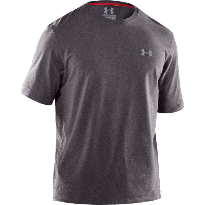 Under Armour Custom Mens Charged Cotton Shortsleeve Tee