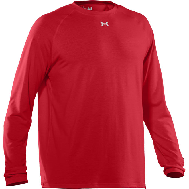 Under armour custom mens team locker longsleeve tee shirt for Men s ua locker long sleeve t shirt
