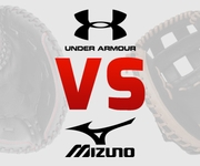 Under Armour Farmer vs. Mizuno MVP