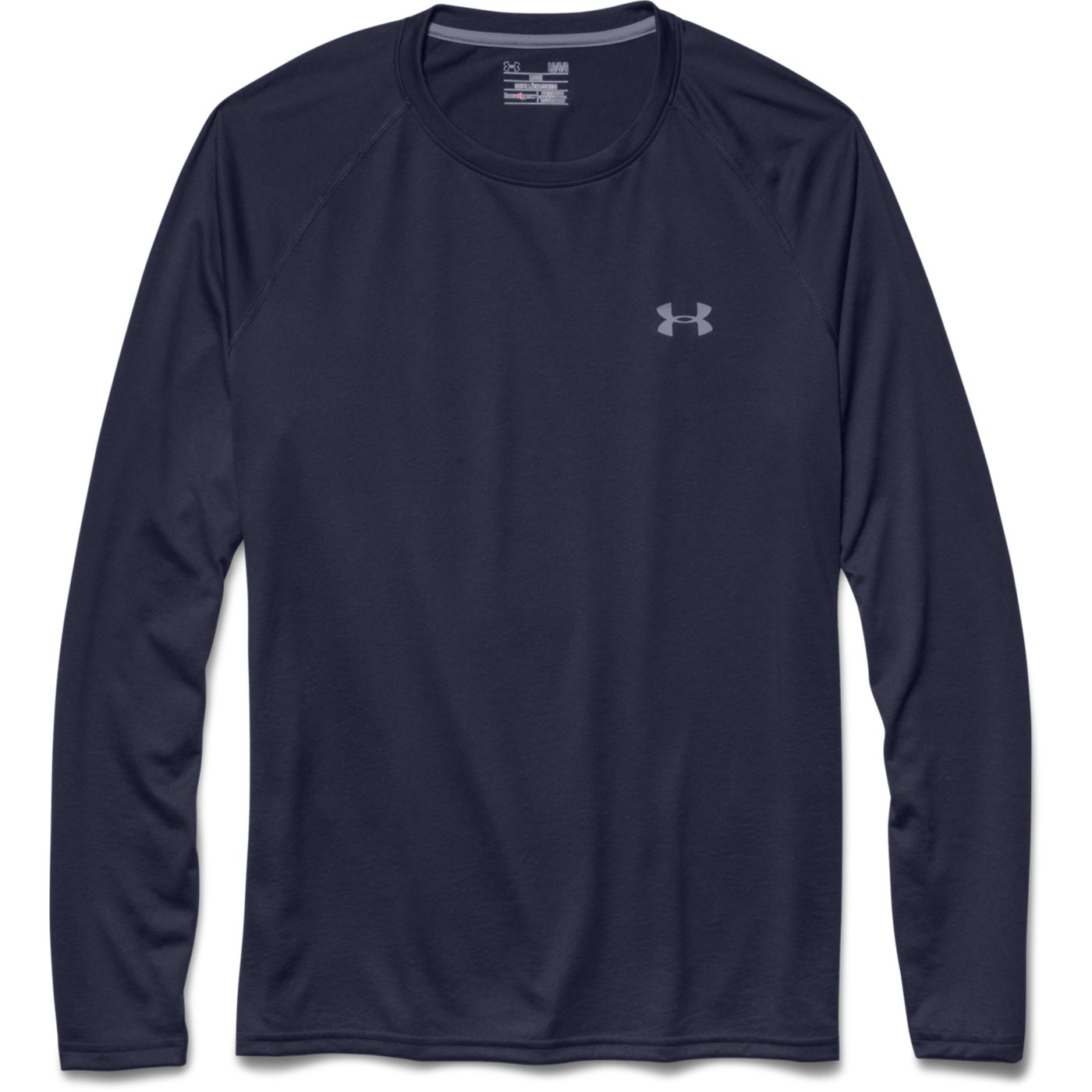 under armour men 39 s ua tech longsleeve shirt