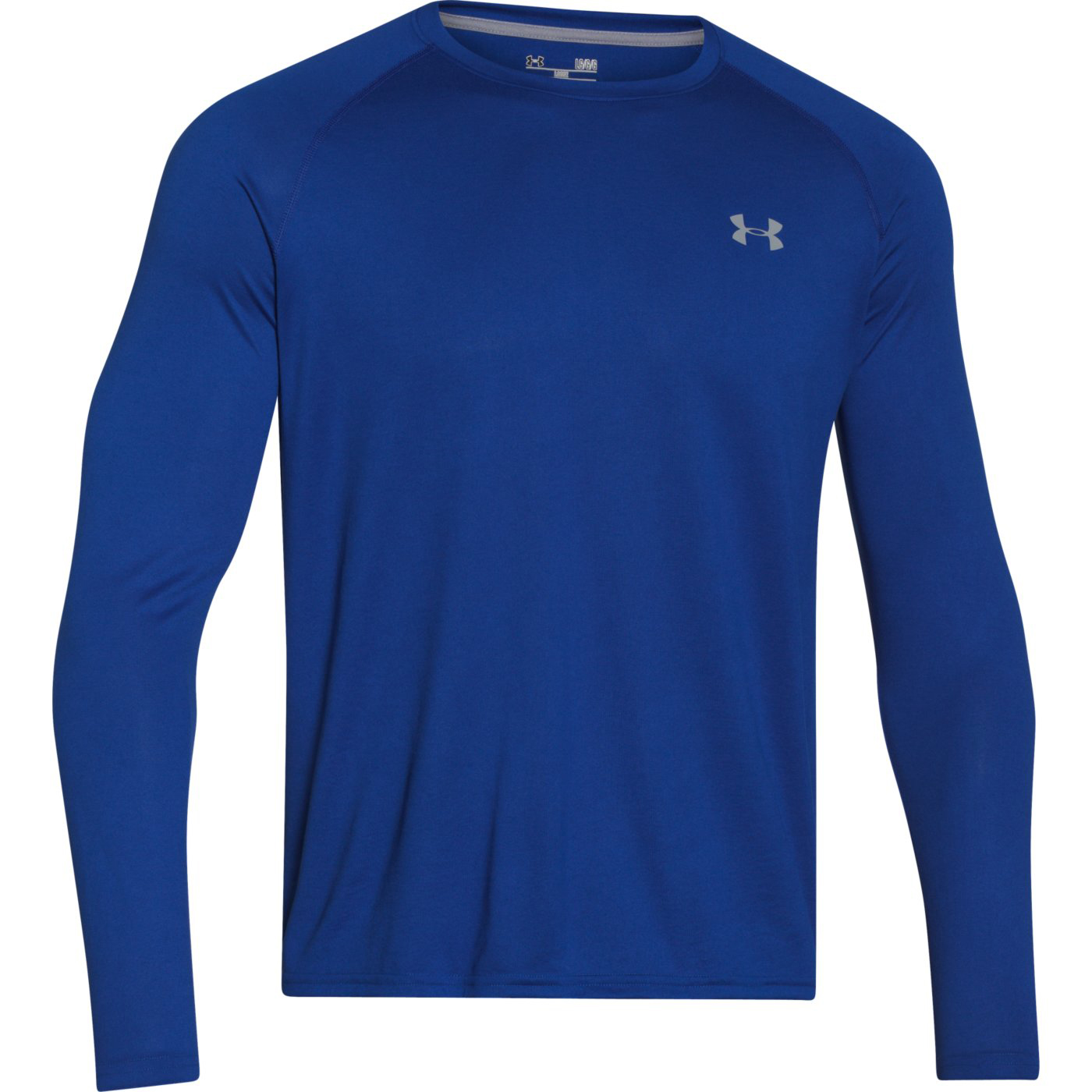 Under armour men 39 s ua tech longsleeve shirt for Under armour i will shirt