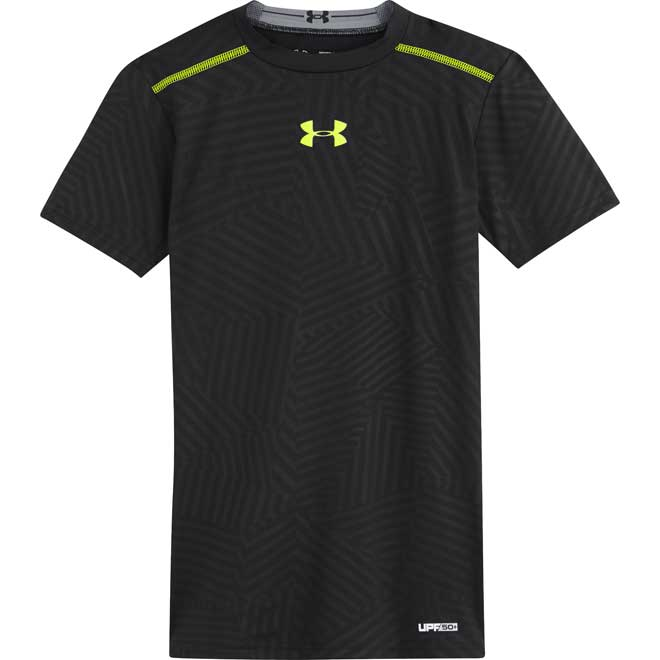 Under Armour Heatgear Sonic Fitted Boys T Shirt