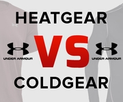 Under Armour HeatGear vs. ColdGear
