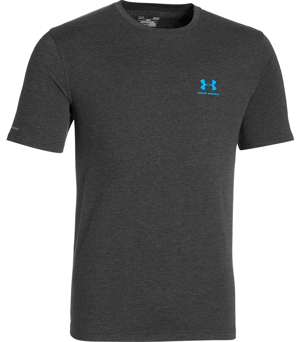 Under armour men 39 s charged cotton t shirt for Under armour charged cotton shirts mens