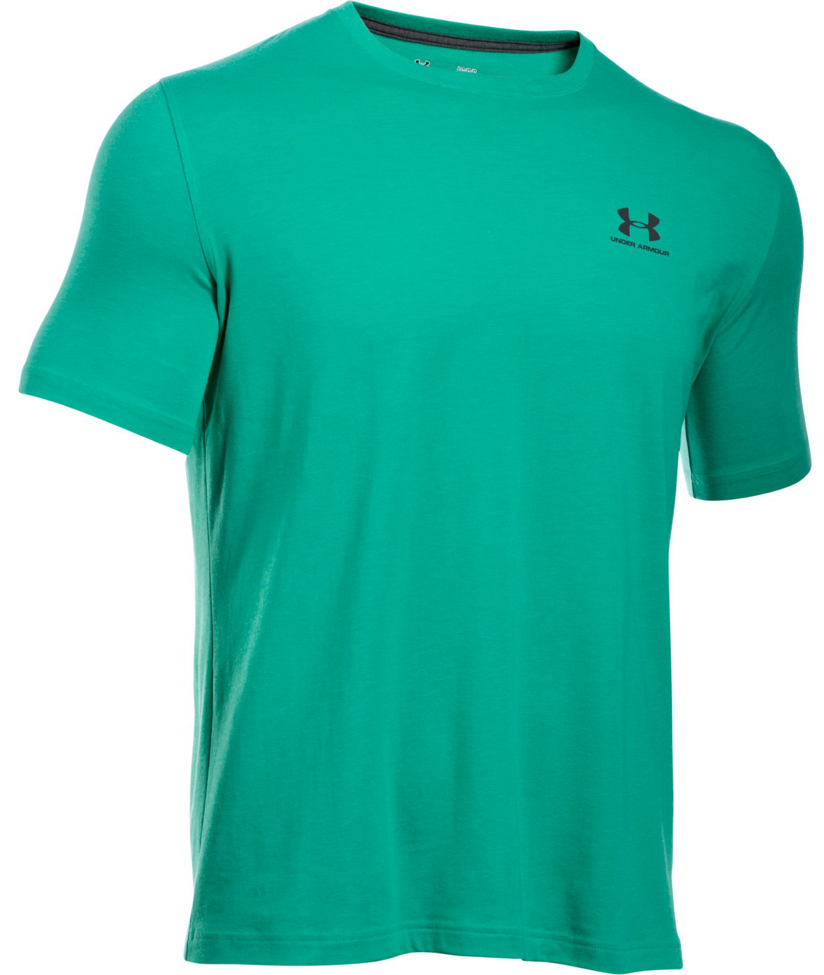 Under armour men 39 s charged cotton t shirt for Under armour charged shirt