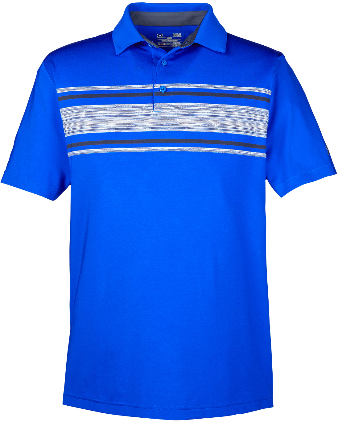 Under armour men 39 s corporate playoff space dyed polo for Under armor business shirts