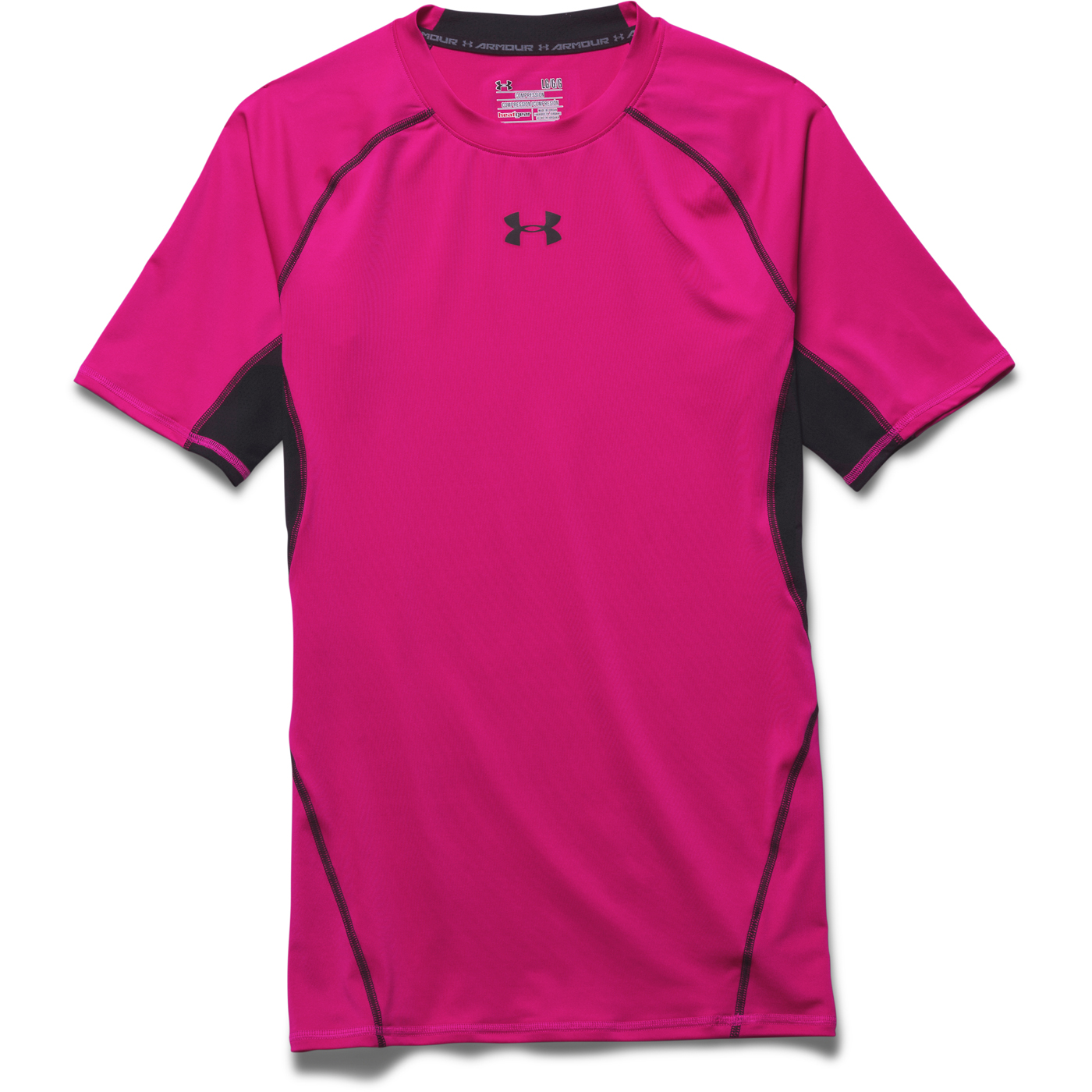 Under armour men 39 s heatgear compression t shirt for Under armour i will shirt