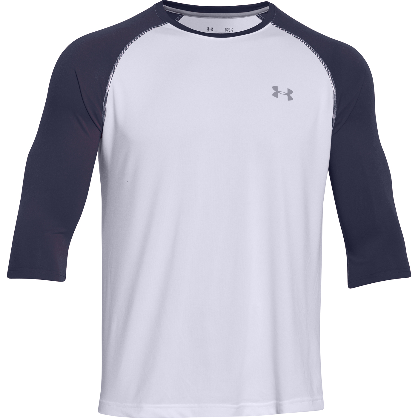 Buy under armor long sleeve t shirts 63 off for Under armour half sleeve shirt