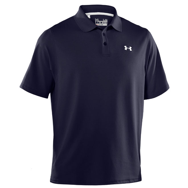 Under armour clothing gear under armour wear sports for Men s performance polo shirts