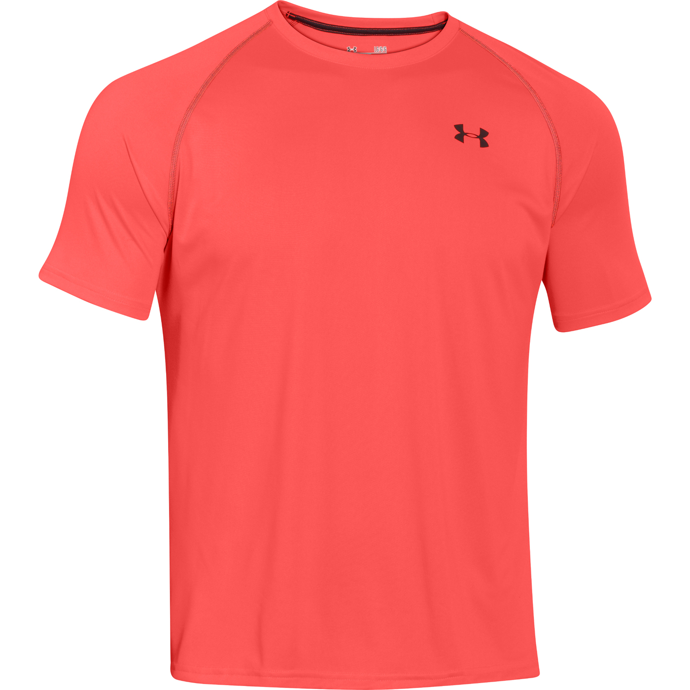 under armour mens heatgear new tech shortsleeve tee shirt. Black Bedroom Furniture Sets. Home Design Ideas