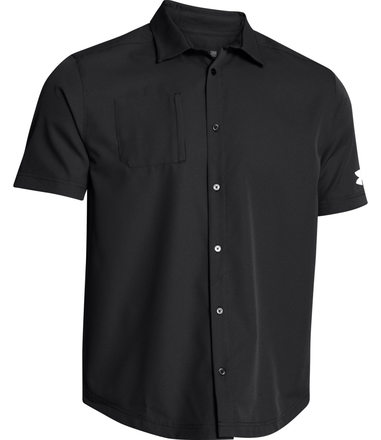 Under Armour Ultimate Men 39 S Button Down Short Sleeve Shirt